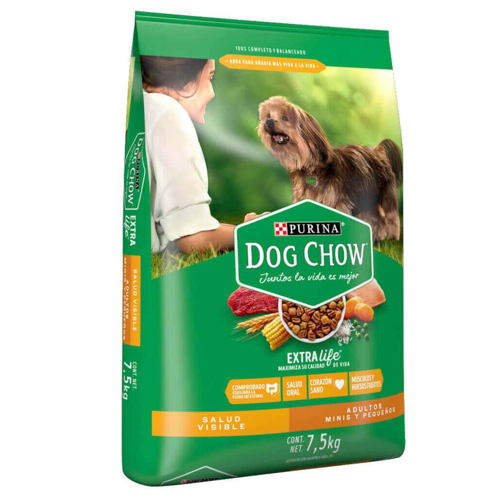 Alimento Para Perro Dog Chow Adulto 7.5 Kg image number 0