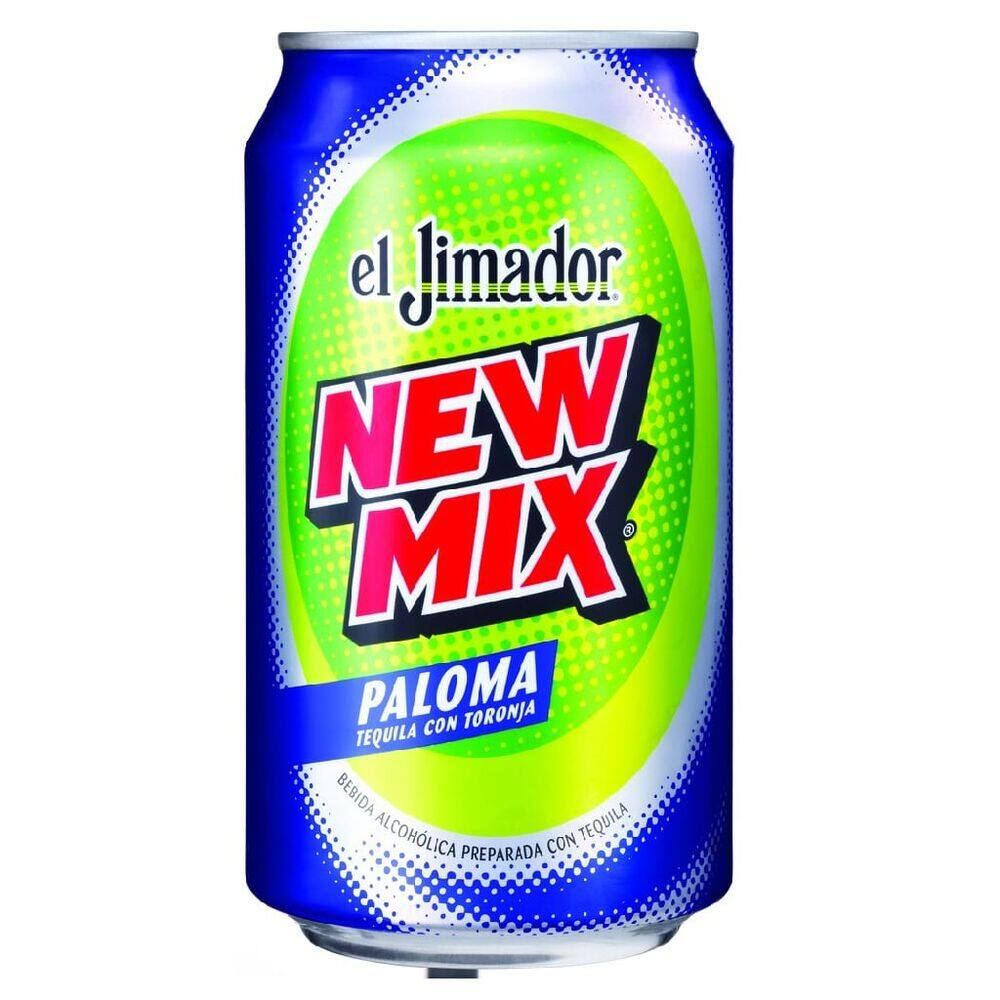 Cooler New Mix Paloma 350 ml image number 0