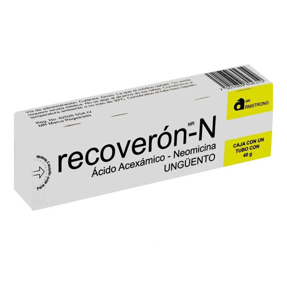 Recoveron N 5/0.4g Ung 40 G image number 0