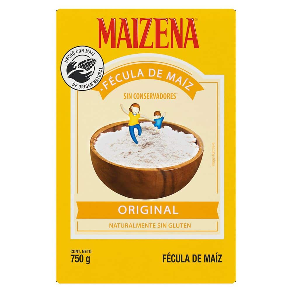 Atole Maizena Natural 750 Gr image number 0