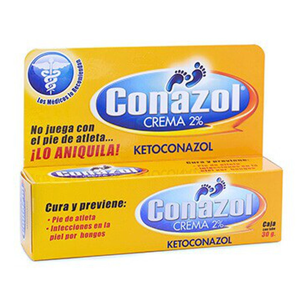 Conazol K Blister 2g Crema con 30g image number 0