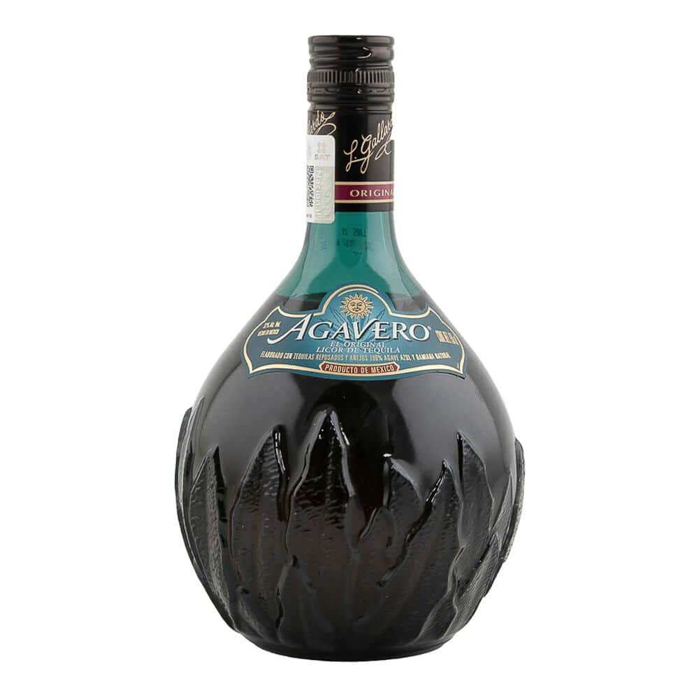 Licor De Tequila Agavero Coordiales 750 ml image number 1