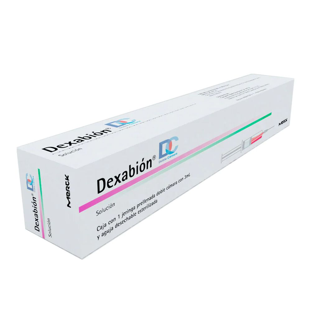 Dexabion 100/100mg Sol Iny con 1 Pza image number 2