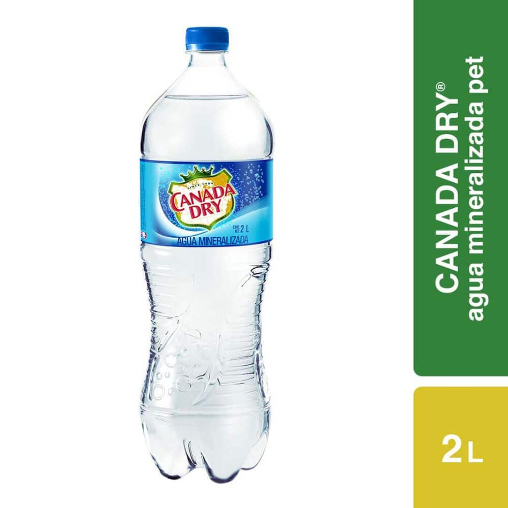 Agua Mineral Canada Dry 2 Lt image number 0