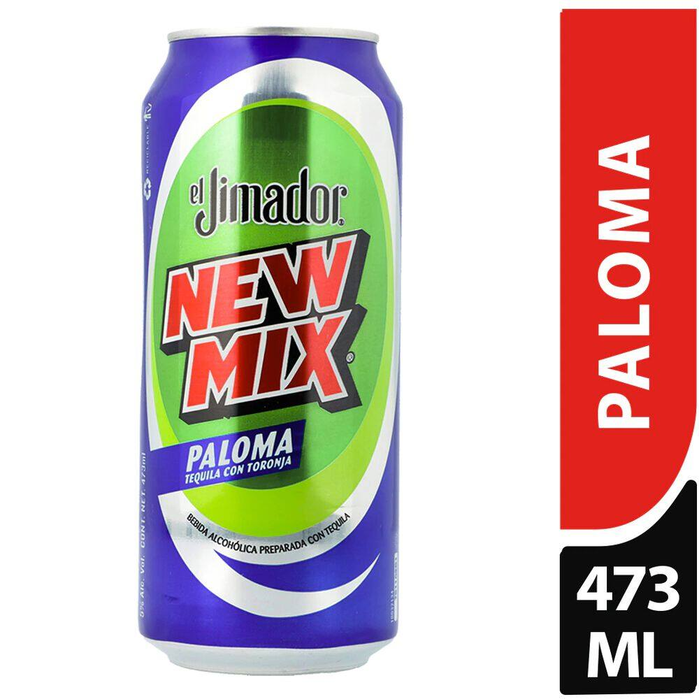 Coolers New Mix Paloma 473 ml image number 1