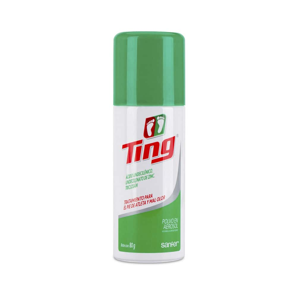 Ting-Ir Aer Pvo con 80g image number 0