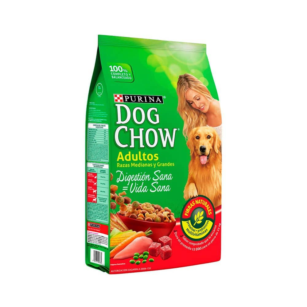 Alimento para Perro Dog Chow Salud Visible Extralife Adultos 7.5 Kg image number 5