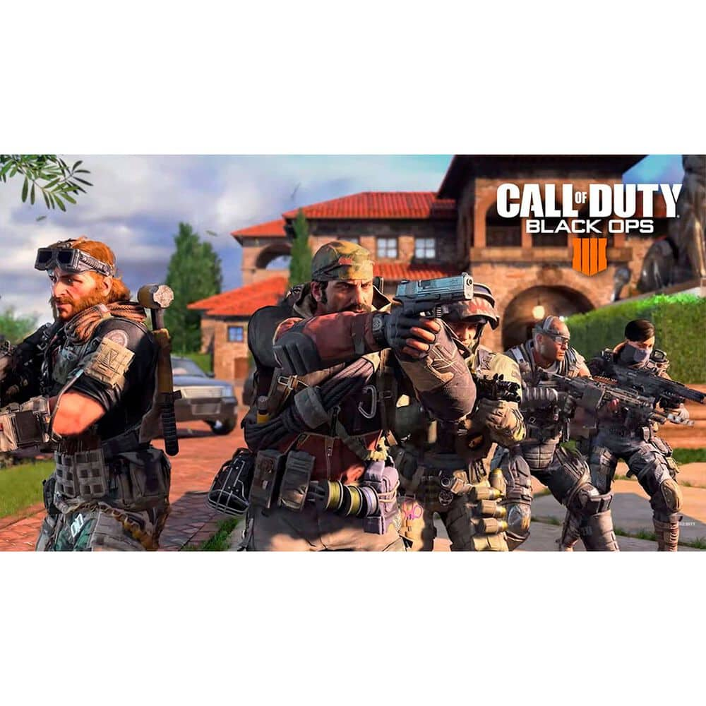 Call of Duty: Black Ops 4 PS4 image number 2