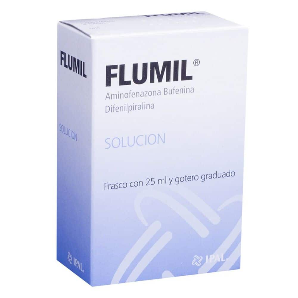 Flumil 75/75/2mg Sol Gts con 25ml image number 0