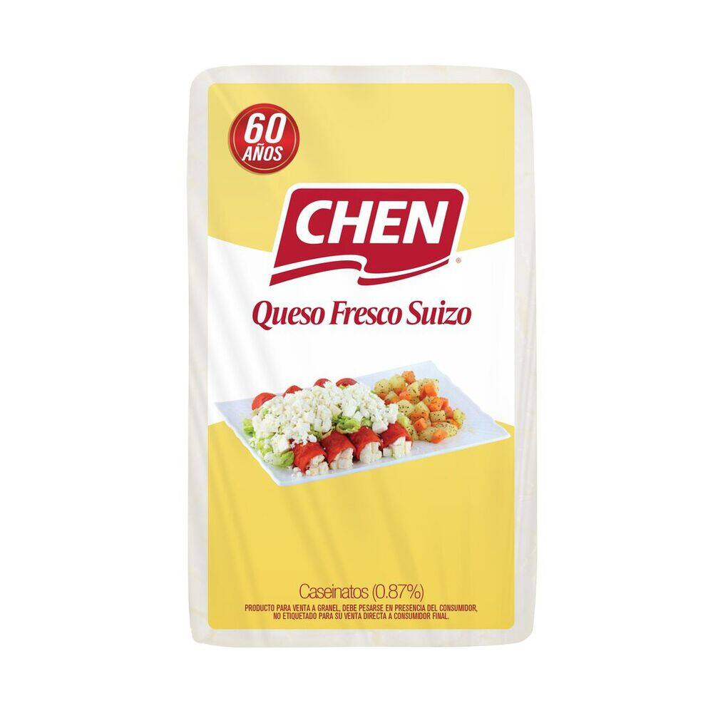 Queso Suizo Chen Kg image number 0