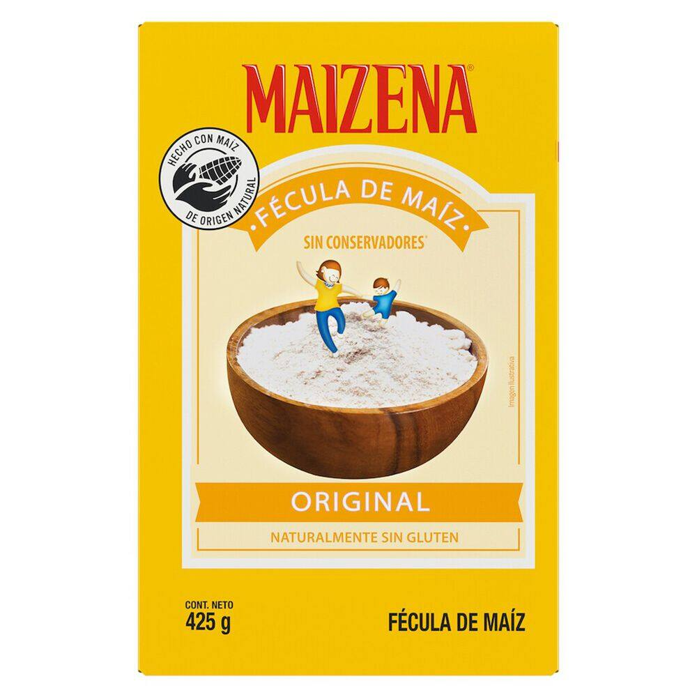 Atole Maizena Natural 425 Gr image number 0