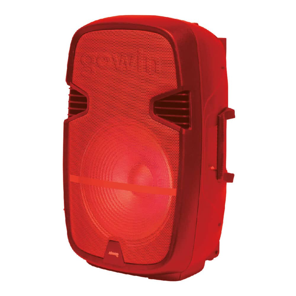 Bafle Gowin Red-791 Bluetooth 15 Pulg image number 1