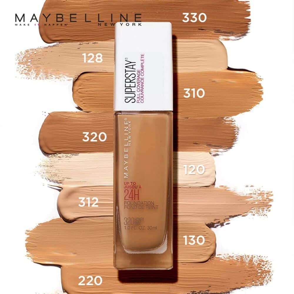 Base de Maquillaje Maybelline New York Super Stay 24H Warm Nude 30 ml image number 3