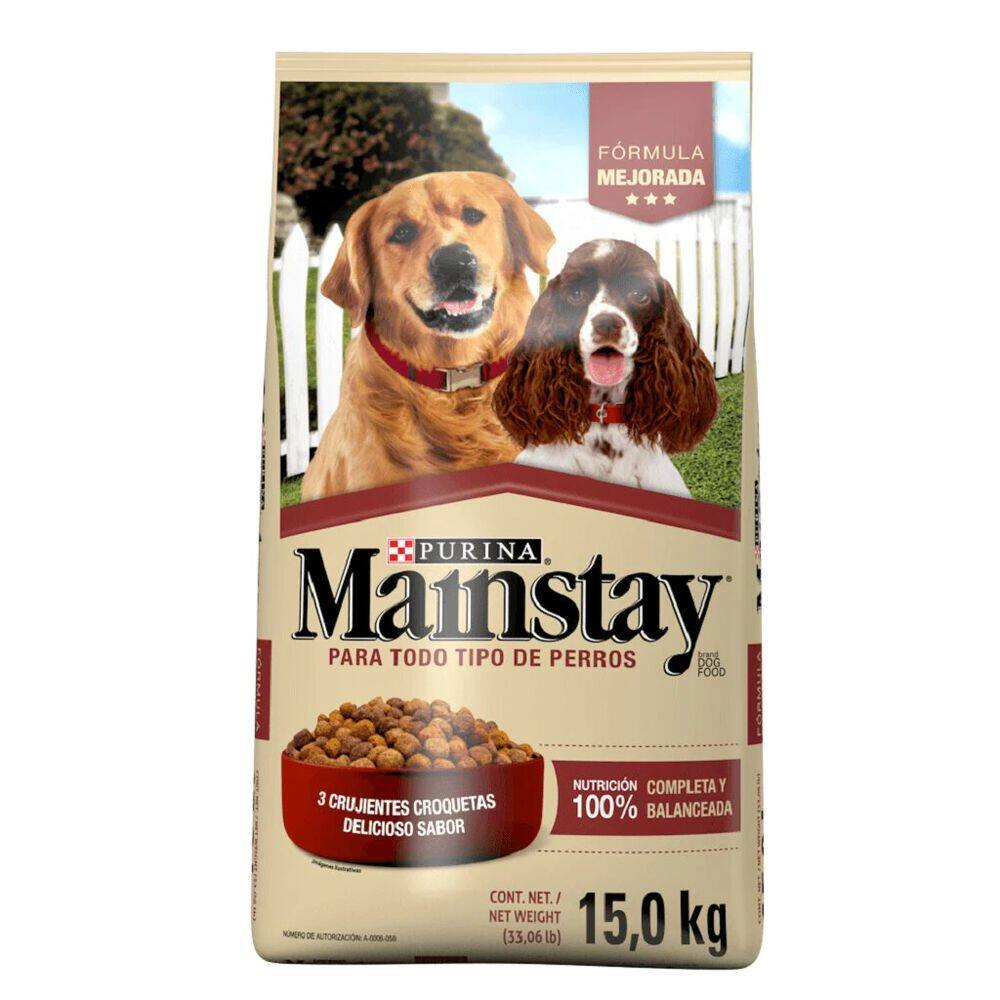 Alimento Para Perro Mainstay Adulto 15 Kg image number 0