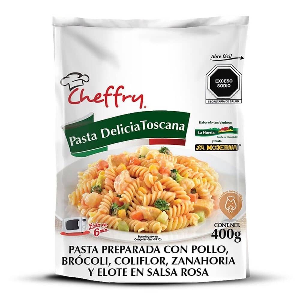 Pasta Toscana Cheffry 400 g image number 0