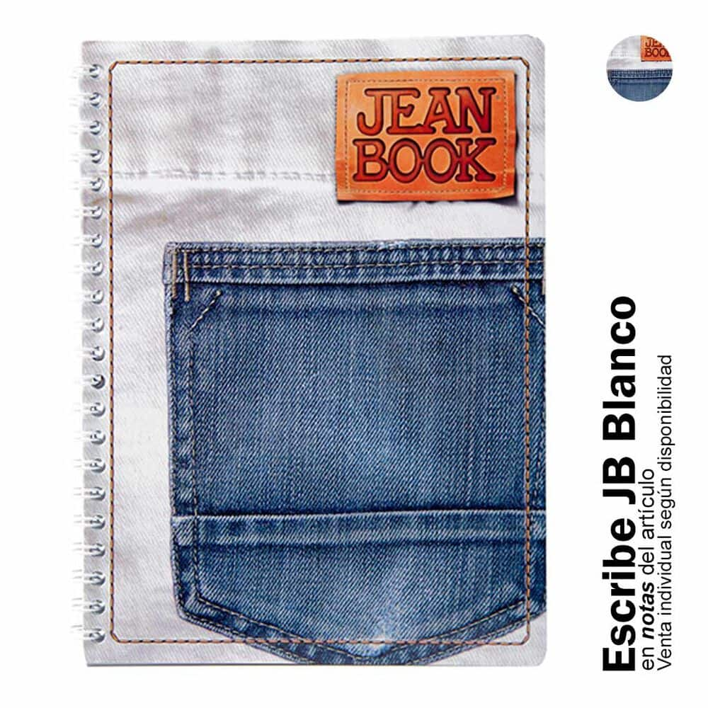 Cuaderno Profesional Norma Jean Book Cuadro 7mm 100 Hj image number 1