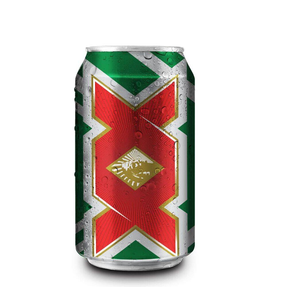 Cerveza XX Lager Lata 12 Pack 355 ml image number 2
