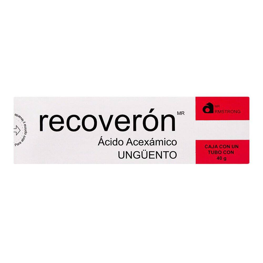 Recoveron 0.05g Ung con 40g image number 0