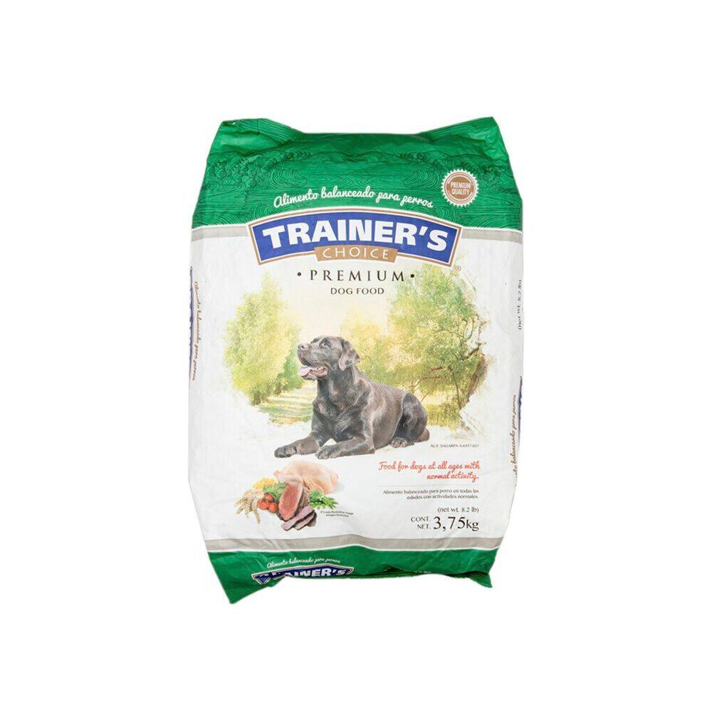 Alimento Para Perro Trainers Choice 3.75kg image number 0
