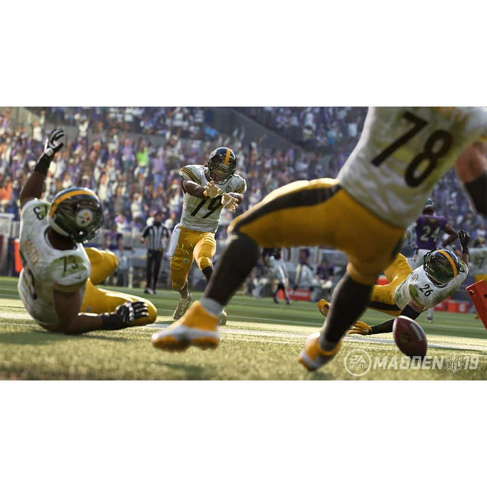Madden NFL 19 Xbox One image number 2