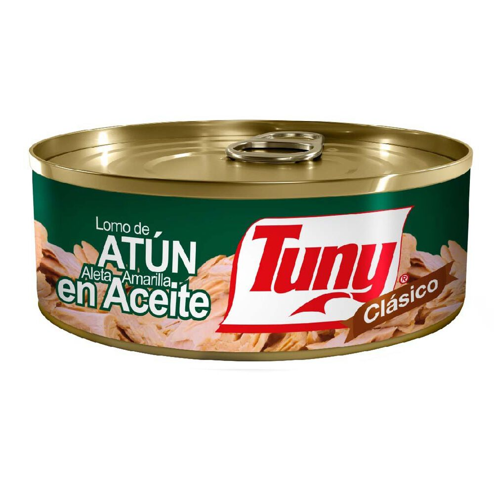 Atun Tuny En Aceite Lat 140gr image number 0