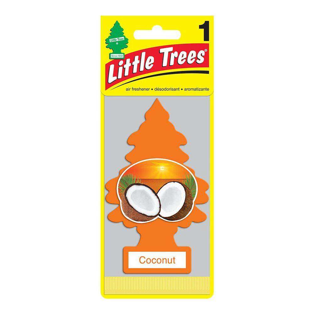 Aroma Little Trees Card Coco 1Pz image number 0