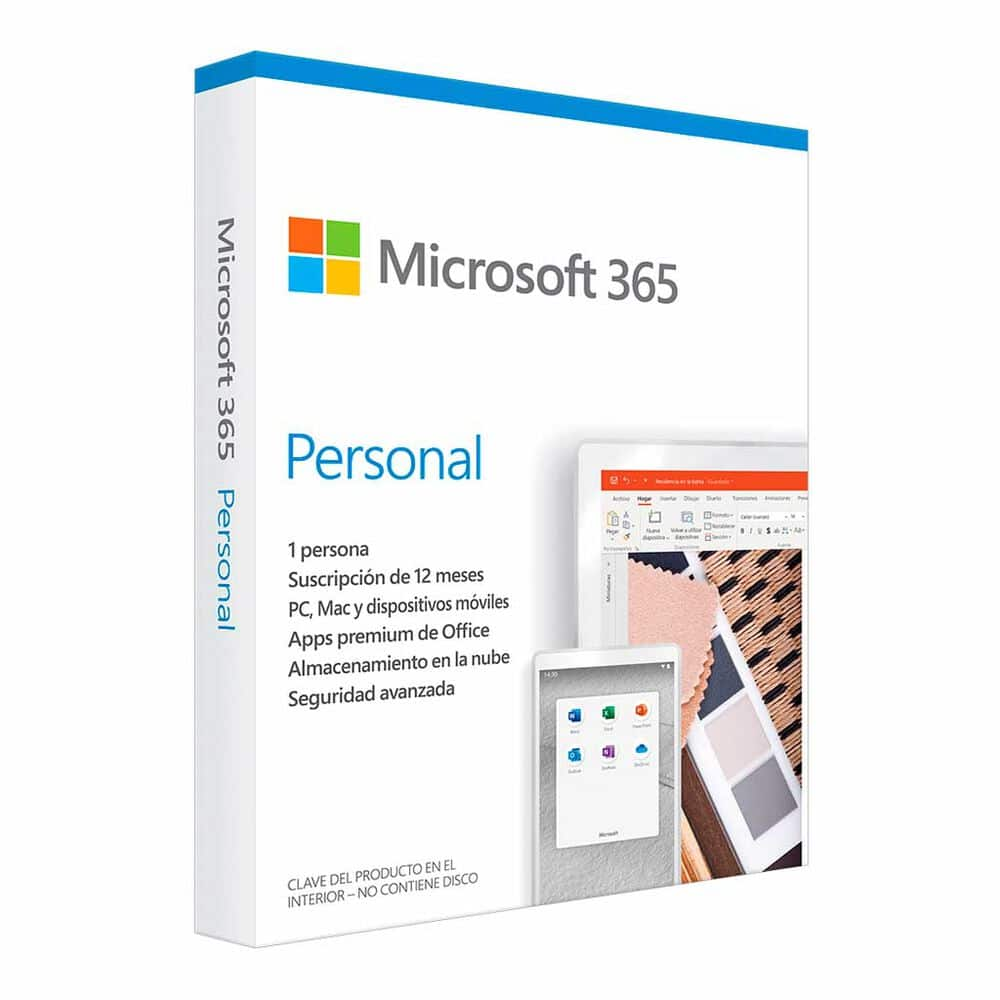 Licencia Microsoft 365 Personal image number 0