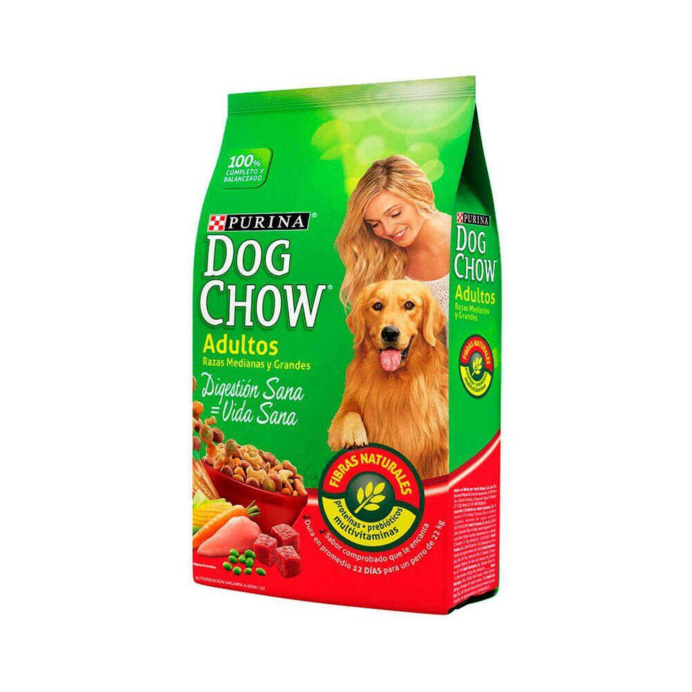 Alimento para Perro Dog Chow Salud Visible Extralife Adultos 7.5 Kg image number 6