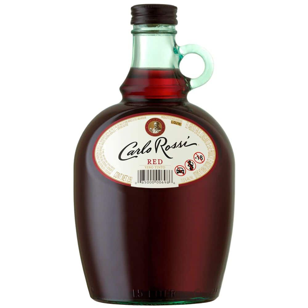 Vino Tinto Carlo Rossi Red 1500 ml image number 1