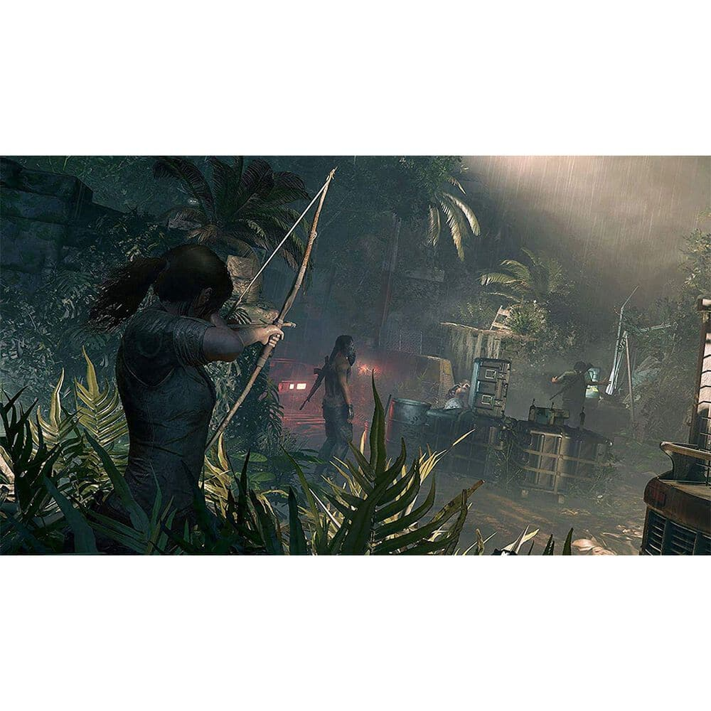 Shadows of the Tomb Raider PS4 image number 2