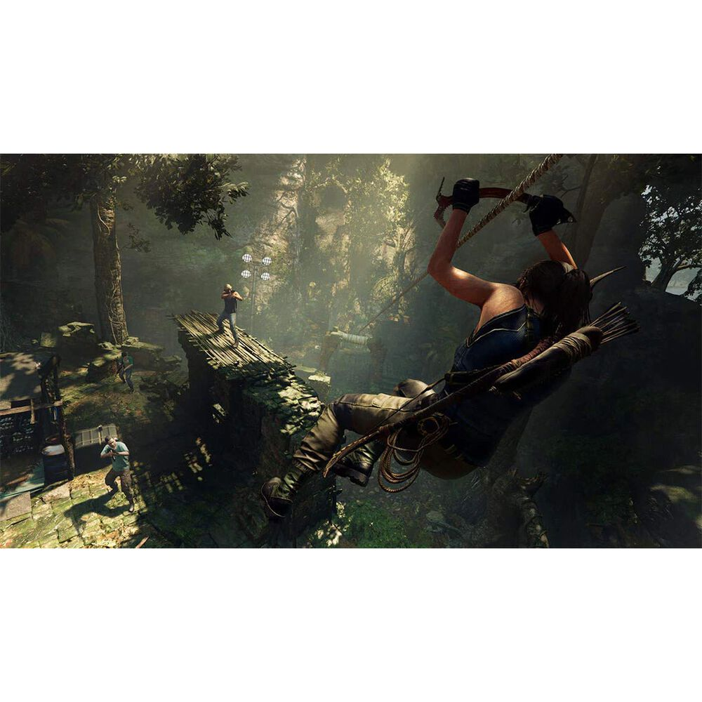Shadows of the Tomb Raider PS4 image number 1