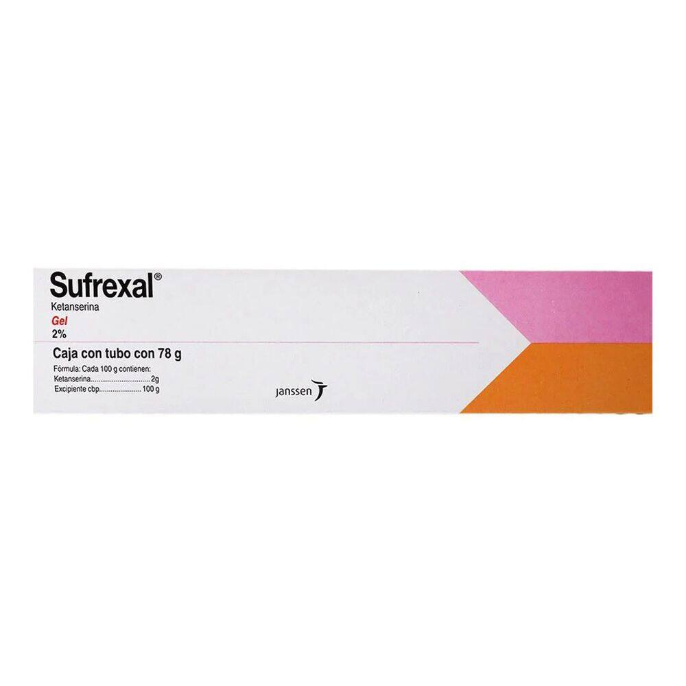 Sufrexal 0.02 Gel 78 G image number 0