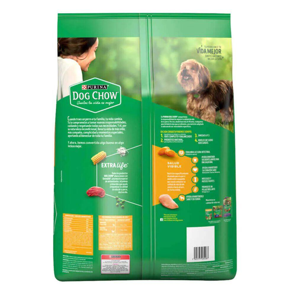 Alimento Para Perro Dog Chow Adulto 7.5 Kg image number 2