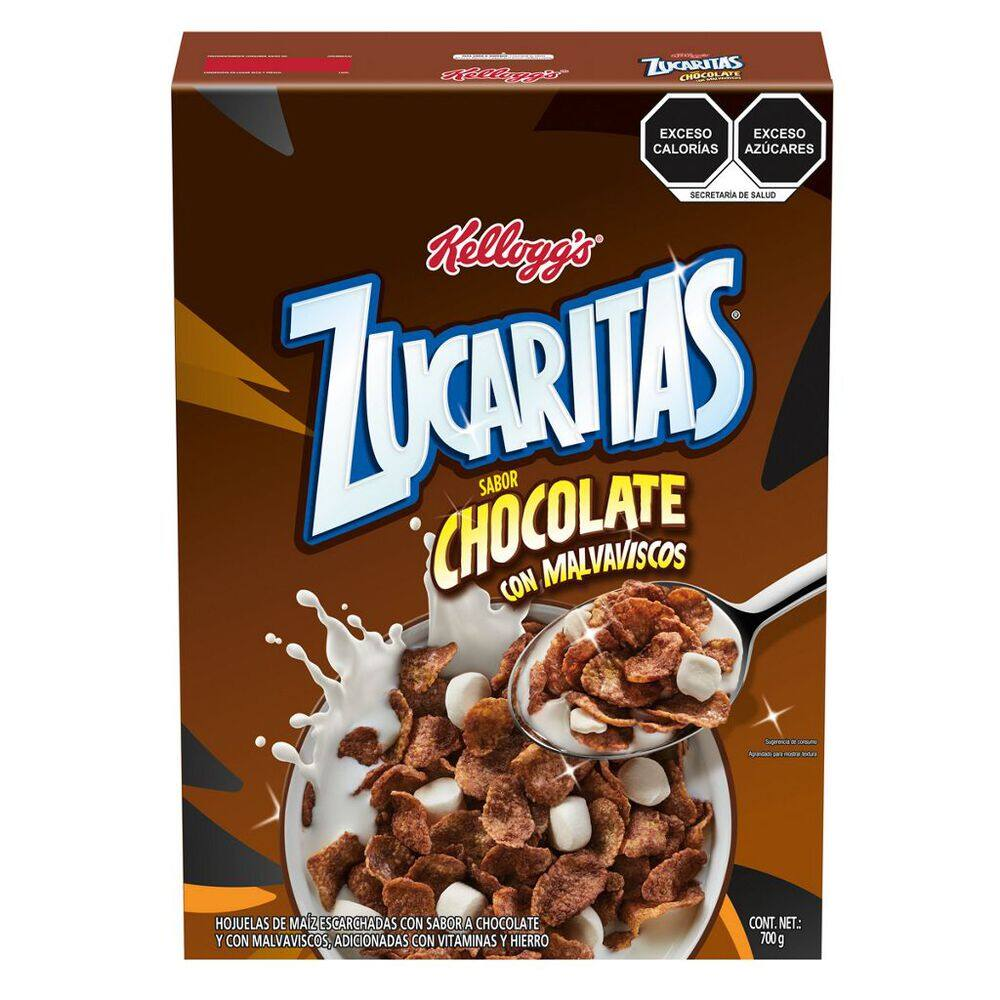Cereal Chocozucaritas Kellogg´s 700 Gr image number 0