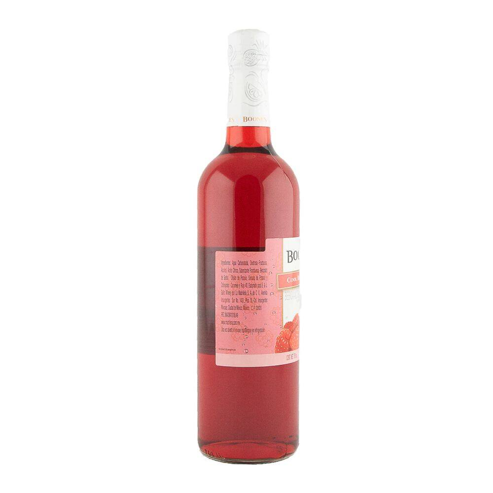 Licor Boones Cooler Raspberry 750 ml image number 2