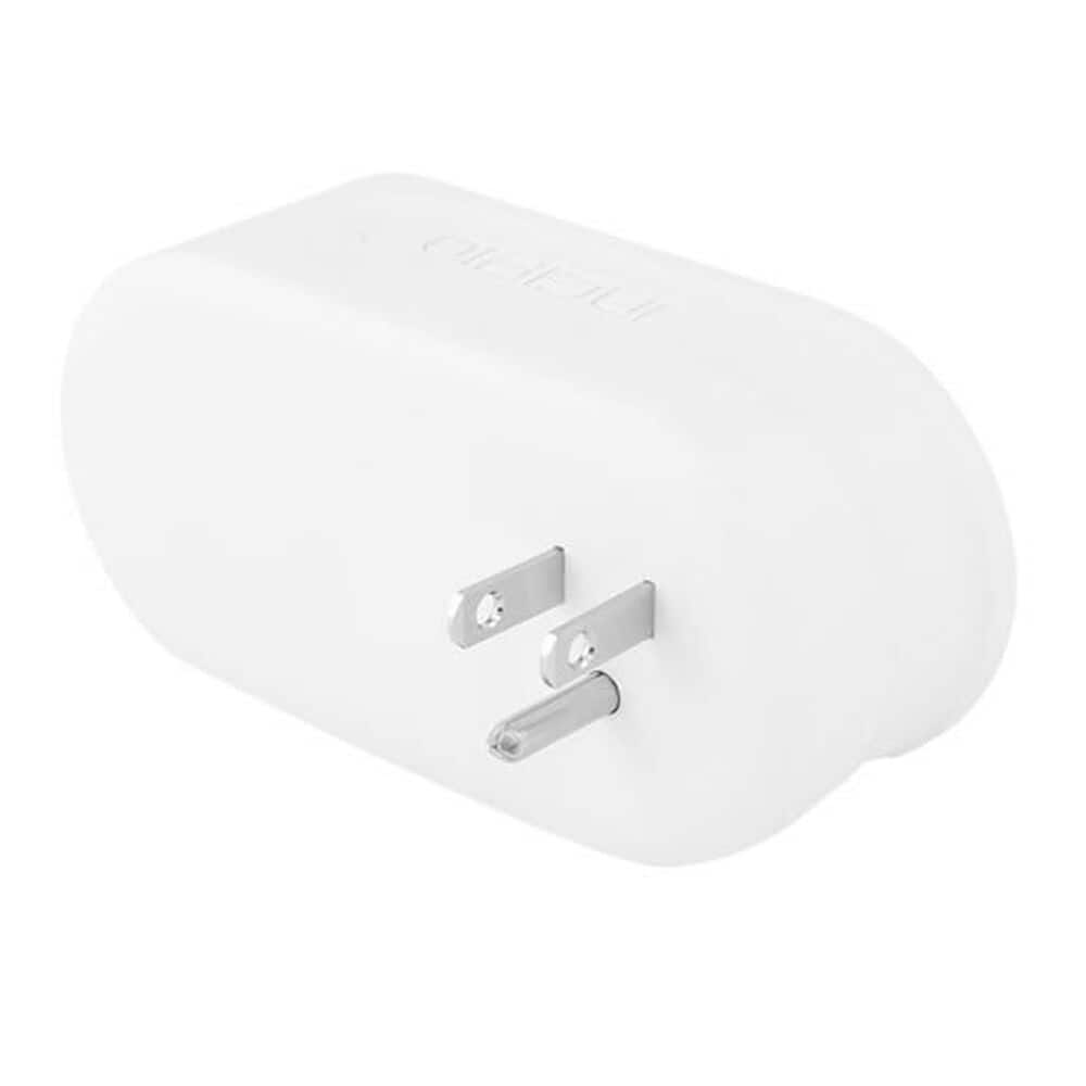 Incipio CommandKit Wireless Smart Outlet With Metering 110 a 220 V White image number 2